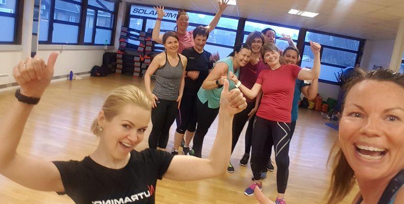 Nr1 Fitness Lindås