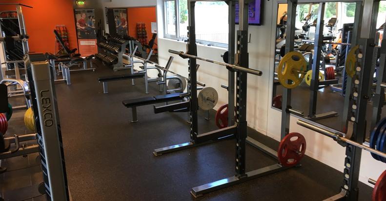 Nr1 Fitness Xpress Bjørge