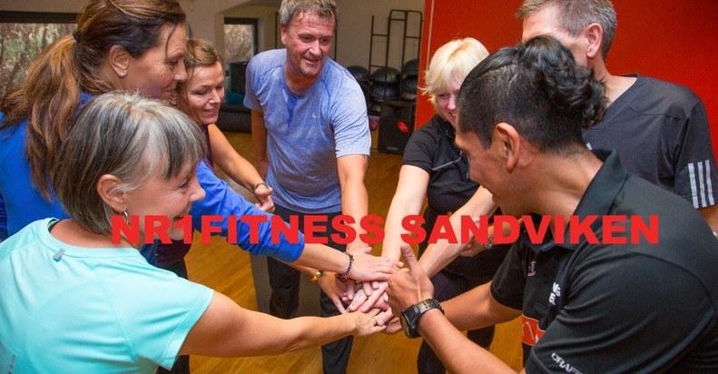 Nr1 Fitness Xpress Sandviken