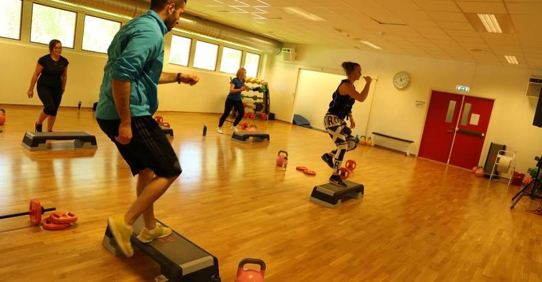 Nr1 Fitness Bø