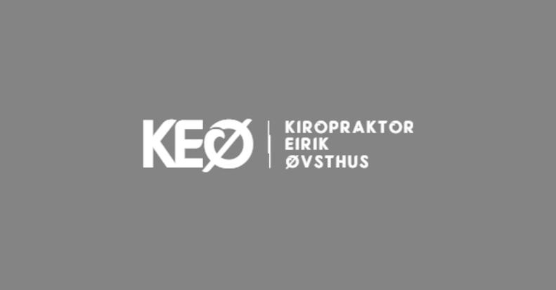 Kiropraktor Eirik Øvsthus