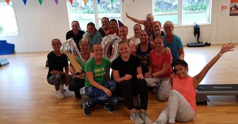 Nr1 Fitness Osterøy