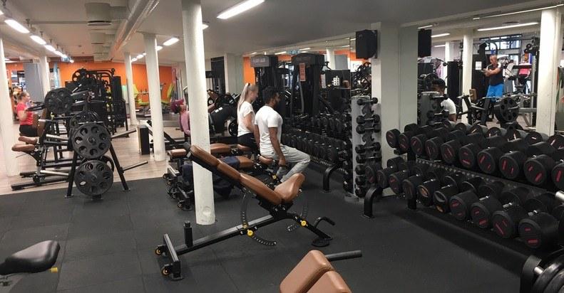 Nr1 Fitness Landås